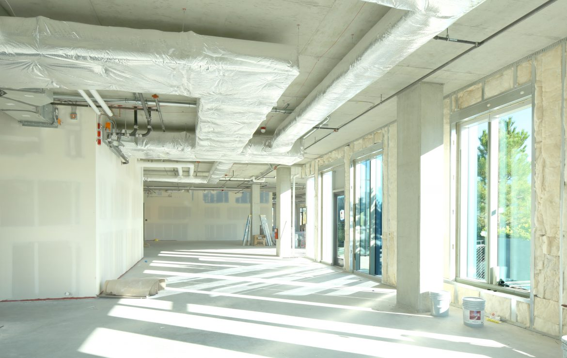 Interior of 5 MLK Office for Lease