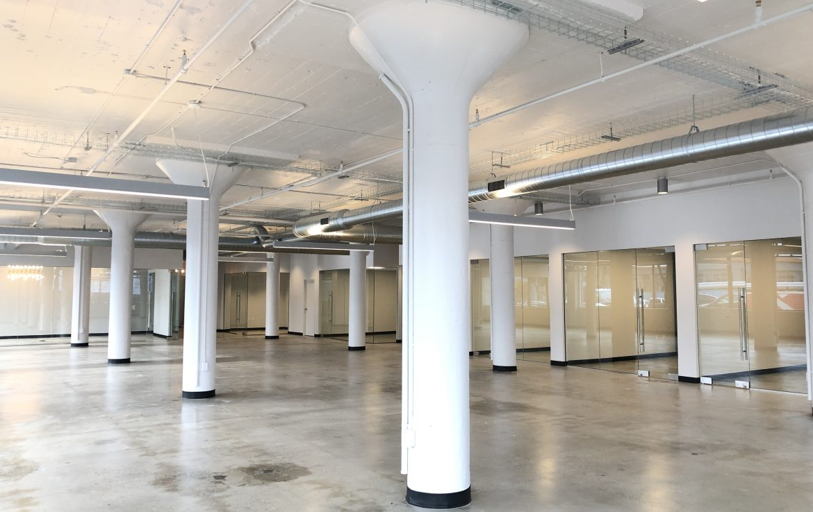 Hanna Building - Interior Office - For Lease