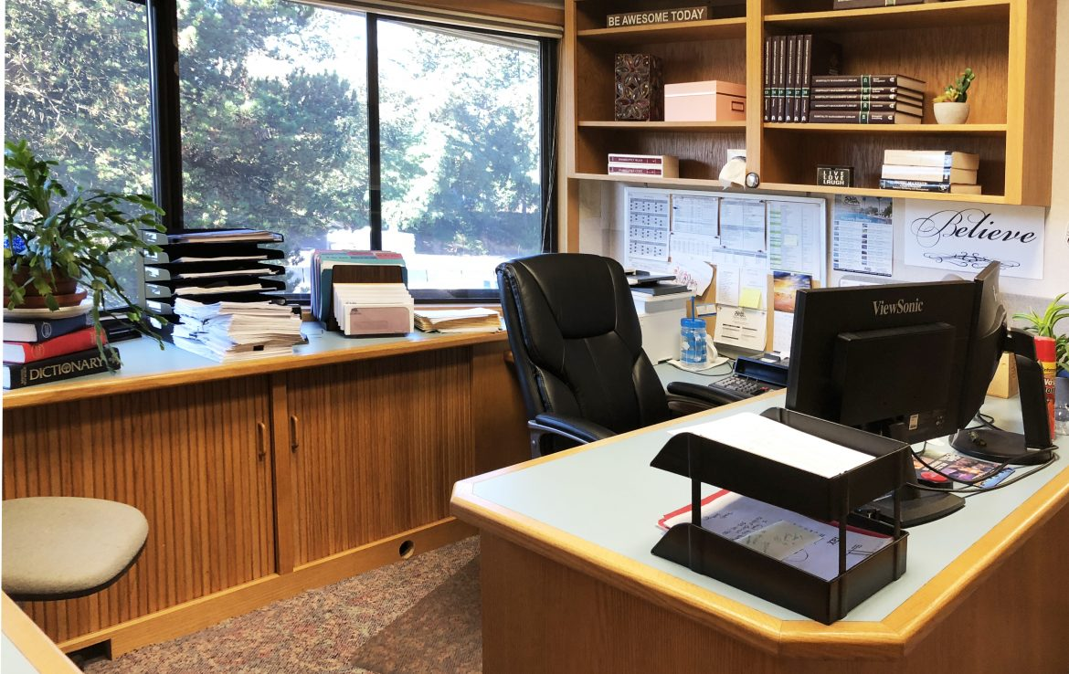 Interior view of Office for Sale or Lease in Beaverton OR