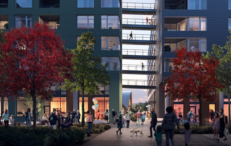 Pavilion on Sandy - Commercial Real Estate - Portland OR