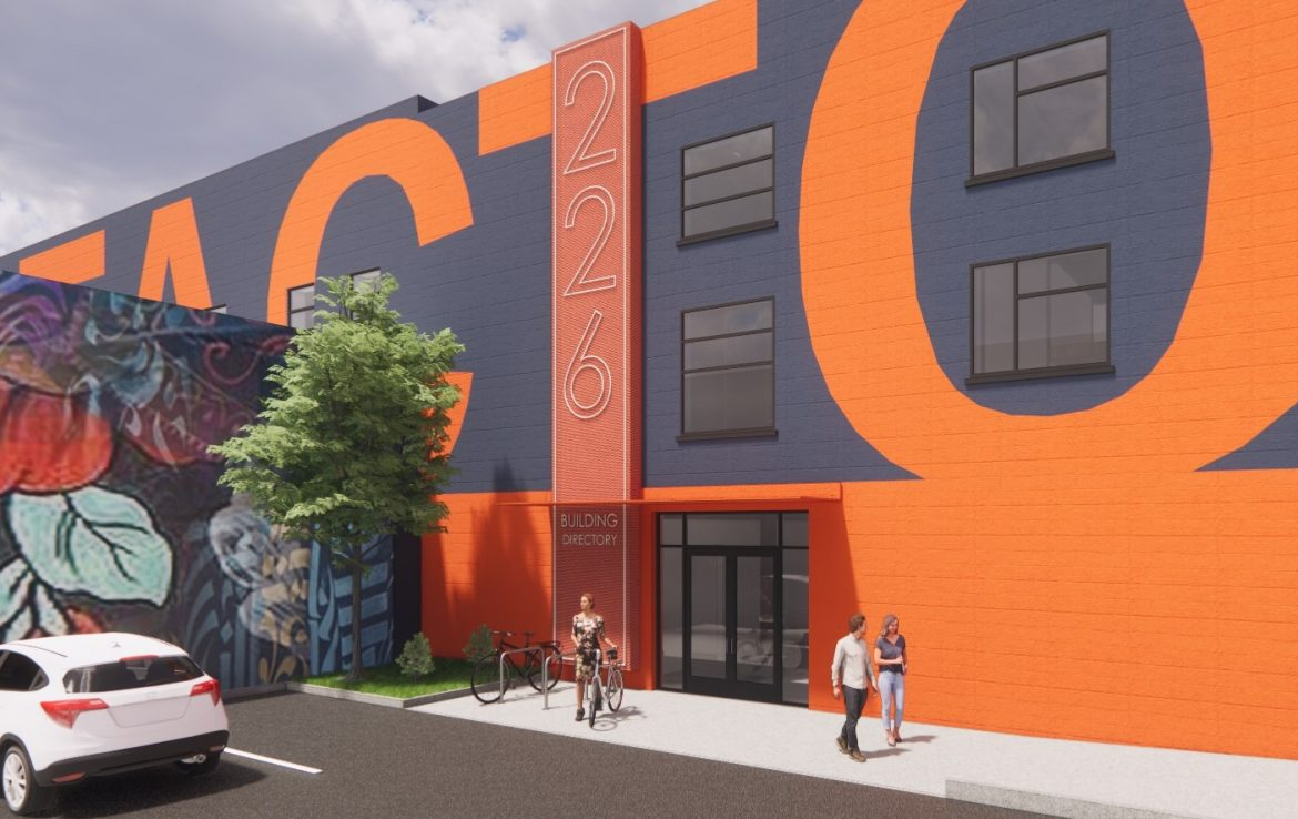 Factor Building - Newly Renovated for Lease - Portland