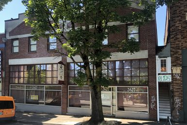 2627 NE MLK Jr Blvd Office Retail for Lease