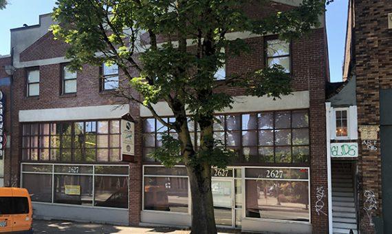 2627 NE MLK Jr Blvd Office Retail for Lease